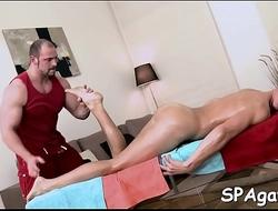 Male massage homo
