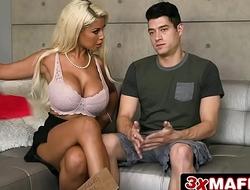 Spanish Tutor'_s Tits - Bridgette B