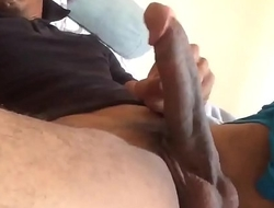 Freeing my Horny Dick!!. Come and get this Cum u Bottom whores!!!