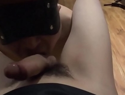 Foot Licking Male Slave