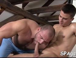 Gay a-hole massage