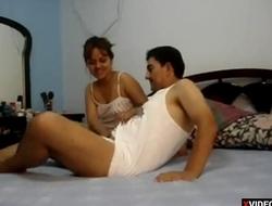 Hot bhabhi fuck hardcore on bed her bigass