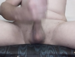 I love playing with my cock