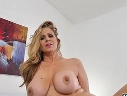 Spizoo - Legendary Julia Ann fucking a big dick, big boobs &amp_ big booty