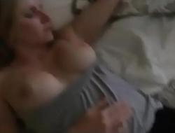 Sleeping mom and pervert son - FREE Mom Videos at NaughtyFam.com
