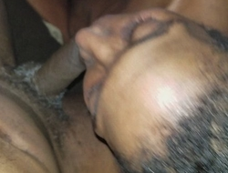 Early morning head from wife she loves to suck on it