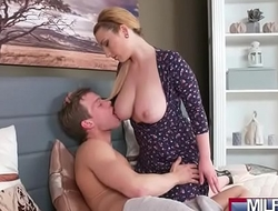 Big Natural Tits MILF and Neighbour(Lucia Fernandez) 01 vid-02