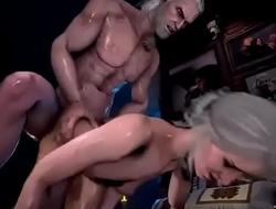 3d fuck quest blonde queen sex