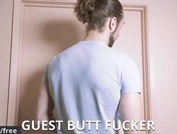 Men.com - (Jacob Peterson, Roman Cage) - Str8 to Gay - Trailer preview