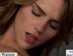 Emma Watson Masturbating With Sound Deepfake