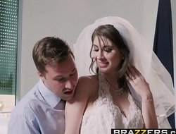 Brazzers - Dictatorial Wed Untrue  myths - Say yes To Procurement Fucked In Your Wedding Dress scene starring Karina