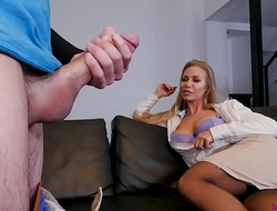 Bush-league up with the addition of let someone have their way Mommy fuck you! - Nicole Aniston