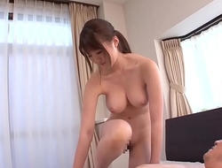 JAV downright body Momoka Nishina sixtynine Subtitles