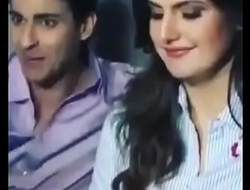 indian bollywood misdirect zareen khan real copulation fucked video
