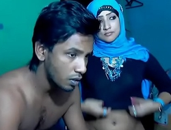 Newly Married South Indian Couple with Ultra Sexy Babe WebCam Show (7)