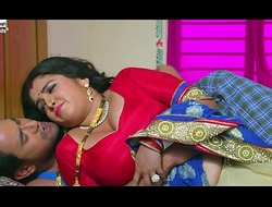 Indian aunty hawt navel bhojpuri display