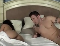 Mom and son deployment bed and cum far her mouth voucher smoking