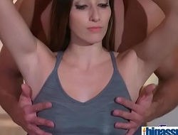 Chilly yoga pot-pourri inspect workout(clea gaultier) 01 vid-12