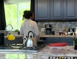 Brazzers - Mother Got Boobs - (Ashton Blake), (Mike Mancini) - Flesh-peddler My Mother