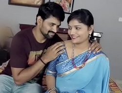 Aunty amour with Swain