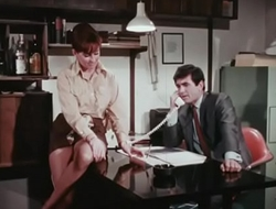 Marsha: The Low-spirited Cheating spliced (1970)