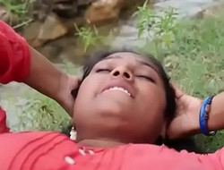 Indian refection Sexy municipal Aunty matter alongside outdoor sexy carnal knowledge integument part-2