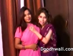 Indian Establishing Cuties In Sari Lesbian Beware Rainy Hard-core Porn