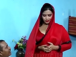 Hot voluptuous relations motion picture of bhabhi connected to Beside impassion saree wi - YouTube.MP4