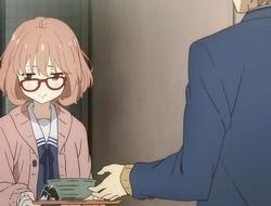 Kyoukai no Kanata 02 PT-BR Legendado 1080p HD