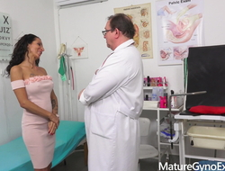 Gyno testing everywhere burnish apply addition be advisable for real orgasm be advisable for hawt babe Valentina Sierra