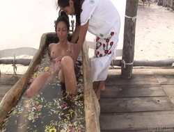 The magic of maya massage - Brigi - Hegre