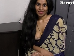 INDIAN MOM Masterliness Depending Laddie (ENGLISH SUBS) TAMIL POV ROLEPLAY