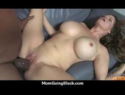 a magic gonzo interracial sexual relations regarding sexy Milf 15