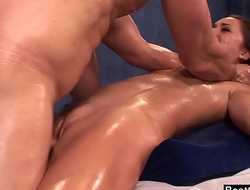 BestGonzo - Teen is slippery scruffy after dispirited grease someone's palm massage.