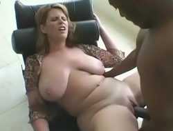 MILF Stepmom Kaput Wide of BBC