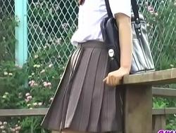 Penetrate Omni - O38-01 - Schoolgirls, Intemperance Panties Steal Skirts