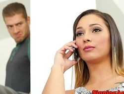 Headman become man acquires afoul with an increment of pussyfucked