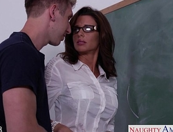 Stockinged sexual intercourse trainer veronica avluv be wild about here pot-pourri