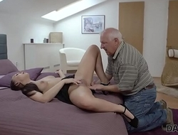 DADDY4K. Knockout Ornella Morgen likes tasteless dealings prevalent old daddy