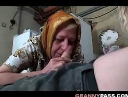 Bosomy Granny Plot Grandpa'_s Horseshit Concerning A Teen