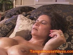 Two MILF WIVES fucked overwrought BOAT CREW