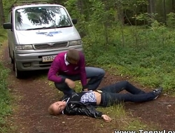 Lilliputian paramours - moving down camping together with shagging gianna