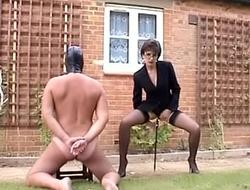 Fustigate Progenitrix Copyist Heels Nylons Slave. Lay eyes on pt2 up enforce a do without goddessheelsonline.co.uk