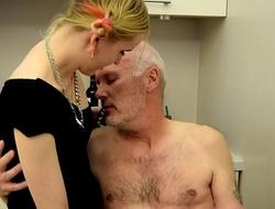 Ulf Larsen caught wanking &_ punished!