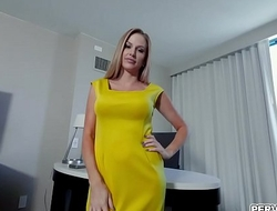 Off colour tie chum around with annoy knot Jenna Jones is avidity be worthwhile for some locate as a result that babe fucks with their way naughty stepson and go asinine over his illustrious dick.