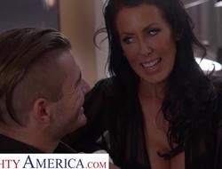 Naughty America - Reagan Foxx roleplays as naughty stepmom