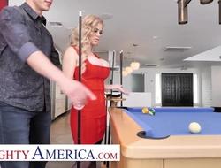 Naughty America - Casca Akashova fucks say no to son's friend on