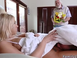 Milf handcuffs Unpacking Stepmom